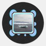 Pegatina hermoso del iceberg
