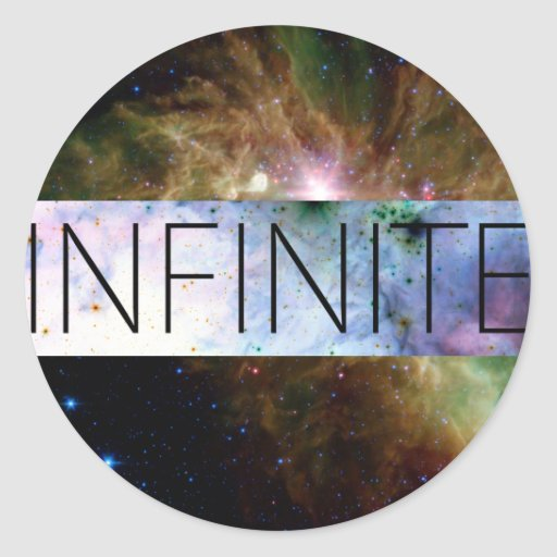 pegatina infinito