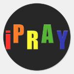 pegatina iPray
