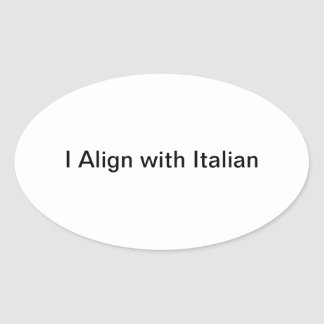 pegatina italiano