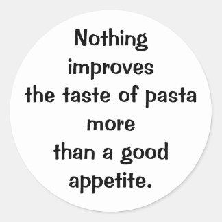 Pegatina italiano del proverbio No.124