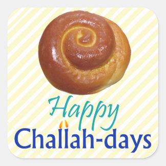 Pegatina judío chistoso del día de fiesta de los