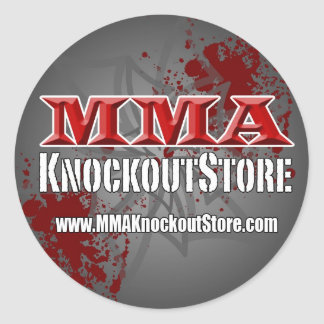 Pegatina Knockout de la tienda del Muttahida
