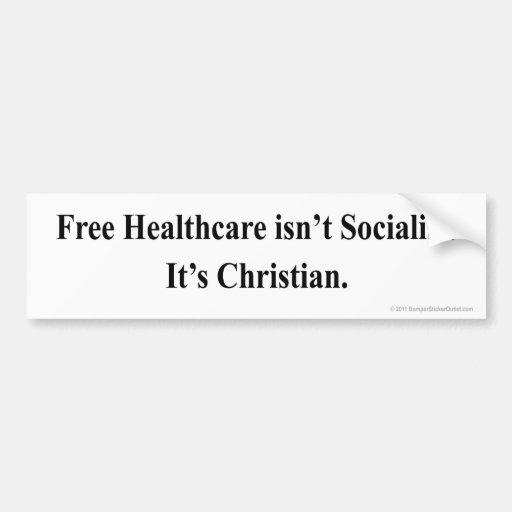 Pegatina libre de la atención sanitaria pegatina para auto