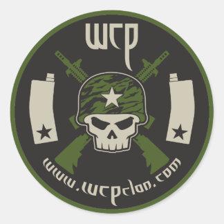 Pegatina magfed WCP de Paintball