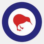 pegatina militar de la aviación del roundel del ki
