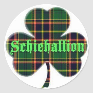 Pegatina oficial de Schiehallion