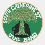 Pegatina original del logotipo de SCSJB