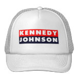 Pegatina para el parachoques 1960 de Kennedy Johns Gorra