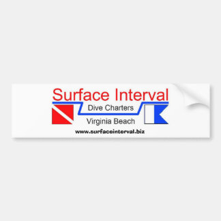 Pegatina para el parachoques #1, cartas superficia etiqueta de parachoque