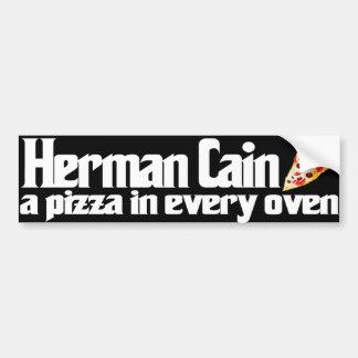 Pegatina para el parachoques 2012 de la pizza de H Pegatina Para Auto
