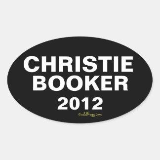 Pegatina para el parachoques 2012 del BOOKER de