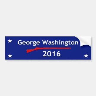 Pegatina para el parachoques 2016 de George Pegatina Para Auto