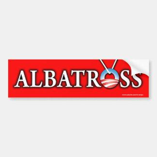 """pegatina para el parachoques anti del """"albatros"""" d pegatina para auto"""
