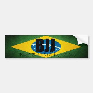 Pegatina para el parachoques brasileña de la bande pegatina para auto
