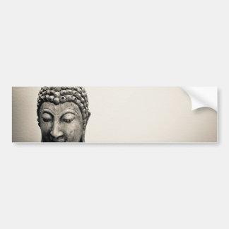 Pegatina para el parachoques budista etiqueta de parachoque