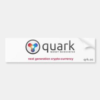 Pegatina para el parachoques Crypto de la moneda Pegatina Para Auto