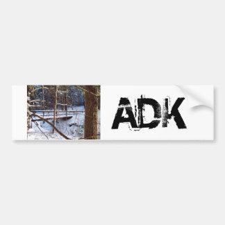 Pegatina para el parachoques de ADK Pegatina Para Auto