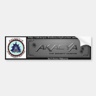 Pegatina para el parachoques de Akacya Pegatina Para Auto