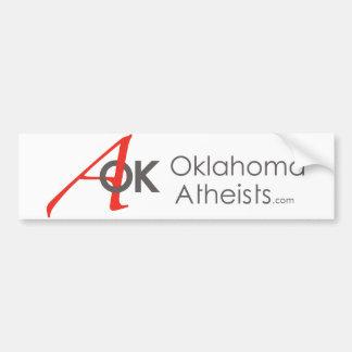 Pegatina para el parachoques de AOK Etiqueta De Parachoque