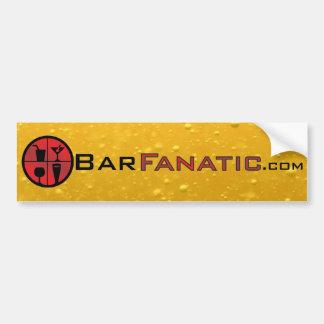 pegatina para el parachoques de BarFanatic.com Pegatina Para Auto