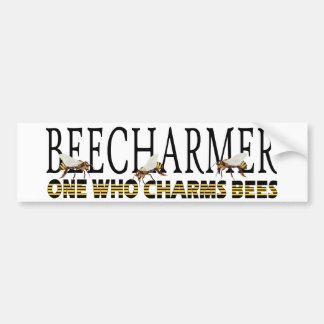 Pegatina para el parachoques de BEECHARMER Etiqueta De Parachoque