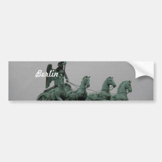 Pegatina para el parachoques de Berlín Pegatina Para Auto