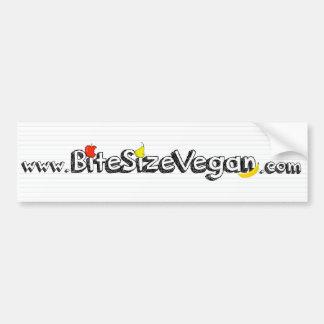 Pegatina para el parachoques de BSV Pegatina Para Auto