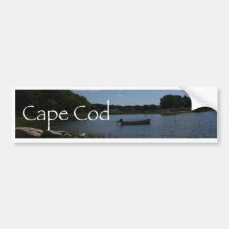 Pegatina para el parachoques de Cape Cod Pegatina Para Auto