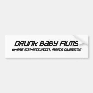 Pegatina para el parachoques de DBF Pegatina Para Auto