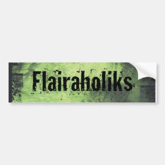 Pegatina para el parachoques de Flairaholiks Pegatina Para Auto