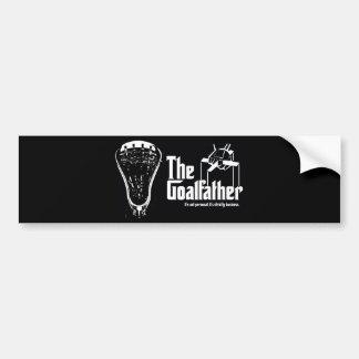 Pegatina para el parachoques de Goalfather de la p Pegatina Para Auto