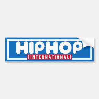 Pegatina para el parachoques de Hip Hop Pegatina Para Auto