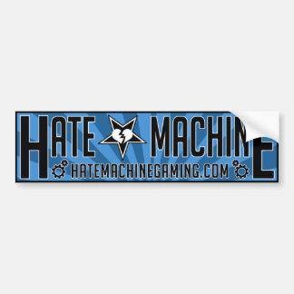 Pegatina para el parachoques de HMG (azul) Pegatina Para Auto