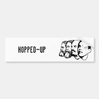 Pegatina para el parachoques de HOPPED-UP Pegatina Para Auto