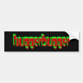 Pegatina para el parachoques de Huggerbugger Pegatina Para Auto