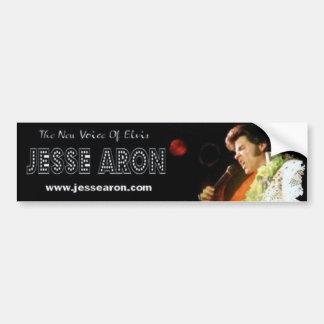 Pegatina para el parachoques de Jesse Aron Pegatina Para Auto