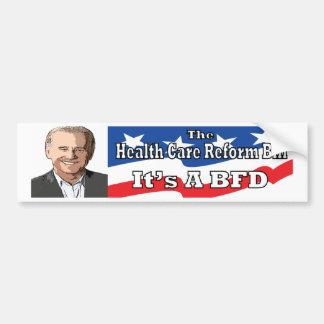 Pegatina para el parachoques de Joe Biden Pegatina Para Auto