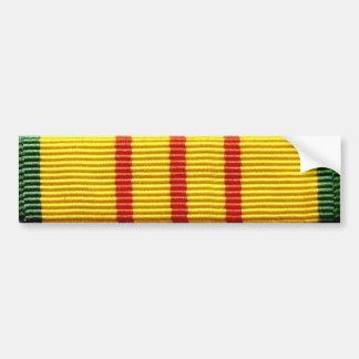 Pegatina para el parachoques de la cinta del servi etiqueta de parachoque