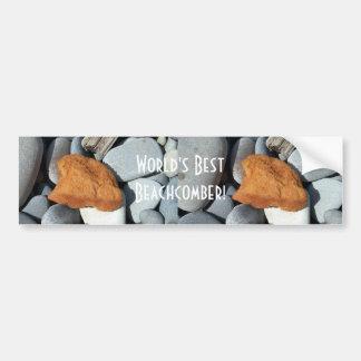 Pegatina para el parachoques de la esponja 1 del m etiqueta de parachoque
