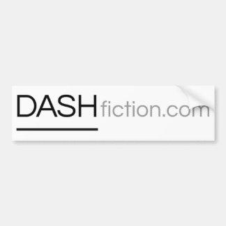 Pegatina para el parachoques de la ficción de la r pegatina para auto