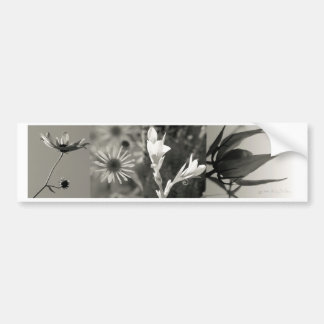 Pegatina para el parachoques de la flor del AMOR Pegatina Para Auto