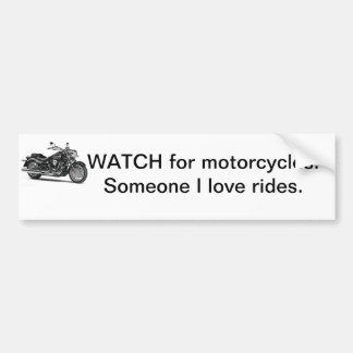 Pegatina para el parachoques de la motocicleta pegatina para auto