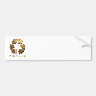 Pegatina para el parachoques de la protección de l pegatina de parachoque