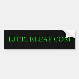 Pegatina para el parachoques de LITTLELEAF.COM Pegatina Para Auto