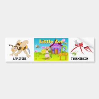 Pegatina para el parachoques de LittleZee Etiqueta De Parachoque