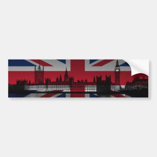 Pegatina para el parachoques de Londres Pegatina Para Auto