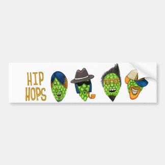 Pegatina para el parachoques de los hip-hop pegatina para auto