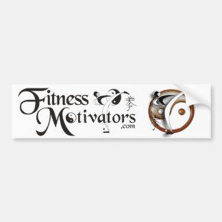 Pegatina para el parachoques de los motivadores de etiqueta de parachoque