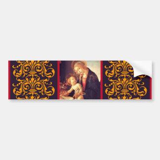 Pegatina para el parachoques de Madonna Pegatina Para Auto